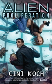 Alien Proliferation ebook by Gini Koch