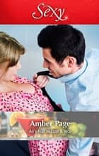 All's Fair In Lust & War ebook by Amber Page