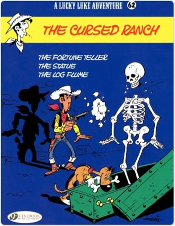 Lucky Luke (english version) - Tome 62 - The Cursed Ranch ebook by Morris,Jean Léturgie,Xavier Fauche