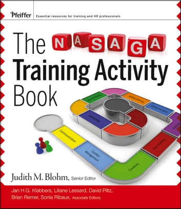 The NASAGA Training Activity Book ebook by