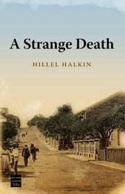 A Strange Death ebook by Hillel Halkin