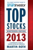 Top Stocks 2013