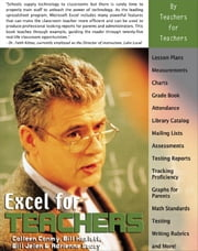 Excel for Teachers ebook by Conmy, Colleen