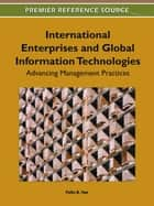 International Enterprises and Global Information Technologies - Advancing Management Practices ebook by Felix B. Tan