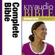 Dramatized Audio Bible - King James Version, KJV: Complete Bible audiobook by Zondervan