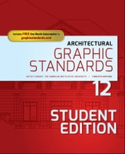 Architectural Graphic Standards ebook by American Institute of Architects, Keith E. Hedges
