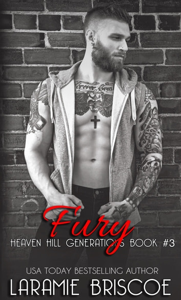 Fury ebook by Laramie Briscoe