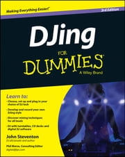 DJing For Dummies ebook by John Steventon