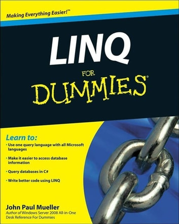 LINQ For Dummies ebook by John Paul Mueller