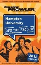 Hampton University 2012 ebook by Keatrice Robertson