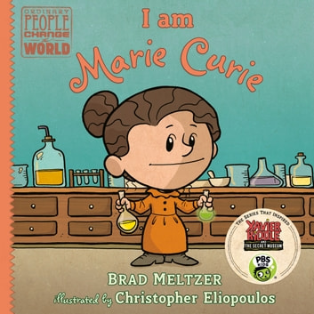 I Am Marie Curie audiobook by Brad Meltzer