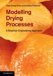 Modelling Drying Processes - A Reaction Engineering Approach ebook by Xiao Dong Chen,Aditya Putranto