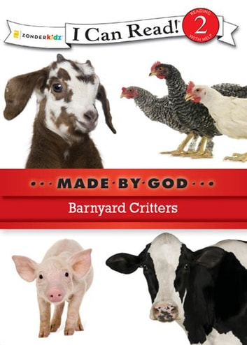 Barnyard Critters ebook by Zondervan