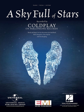 A Sky Full of Stars Sheet Music ebook by Coldplay