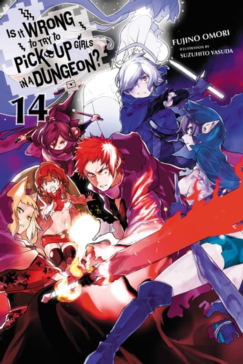 Is It Wrong to Try to Pick Up Girls in a Dungeon?, Vol. 14 (light novel) ebook by Fujino Omori