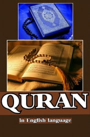 QURAN - in English language ebook by Mel Stonely