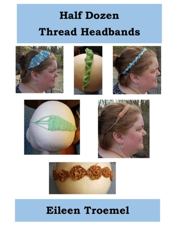 Half Dozen Thread Headbands ebook by Eileen Troemel