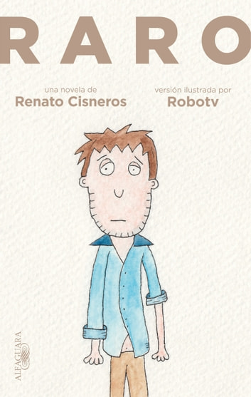 Raro ebook by Renato Cisneros