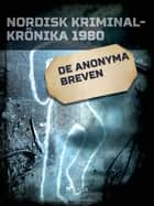 De anonyma breven ebook by - Diverse