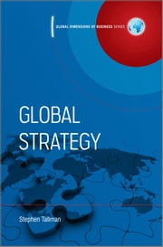 Global Strategy ebook by Stephen Tallman