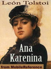 Ana Karenina (Spanish Edition) (Mobi Classics) ebook by León Tolstoi