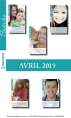 10 romans Blanche (n°1421 à 1425 - Avril 2019) ebook by Collectif