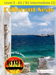 Different Seas ebook by I Talk You Talk Press
