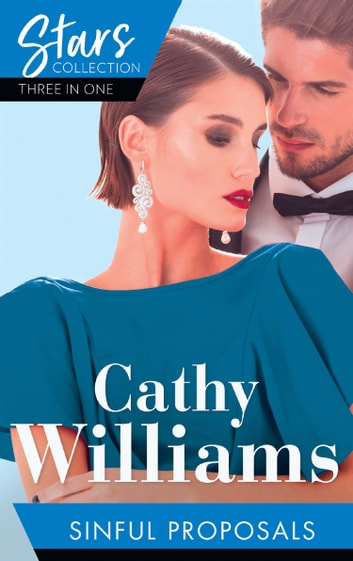 Mills & Boon Stars Collection: Sinful Proposals: Seduced into Her Boss's Service / Wearing the De Angelis Ring / The Surprise De Angelis Baby (Mills & Boon M&B) ekitaplar by Cathy Williams