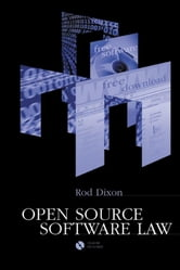 Open Source Software Law ebook by Dixon, Rod
