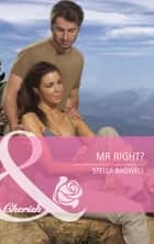 Mr Right? (Mills & Boon Cherish) (Montana, Book 18) ebook by Stella Bagwell