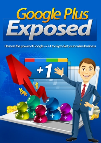 Google_Plus_Exposed ebook by Sven Hyltén-Cavallius