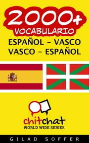 2000+ vocabulario español - vasco ebook by Gilad Soffer