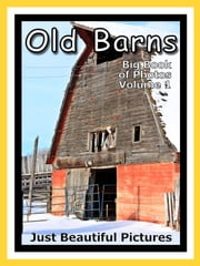 Just Barn Photos! Photographs & Pictures of Barns, Vol. 1 ebook by Big Book of Photos