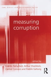 Measuring Corruption ebook by Arthur Shacklock,Fredrik Galtung