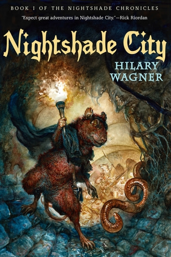 Nightshade City ebook by Hilary Wagner,Omar Rayyan