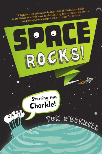 Space Rocks! eBook by Tom O'Donnell