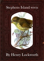 Stephens Island wren ebook by Henry Lockworth,Lucy Mcgreggor,John Hawk