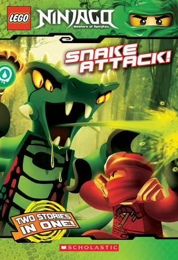 Snake Attack! (LEGO Ninjago: Chapter Book) ebook by Tracey West