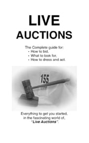 Live Auctions ebook by Tom Radde