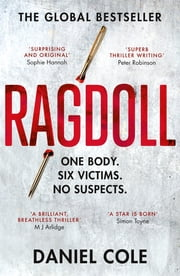 Ragdoll - Soon to be a major TV series ebook by Daniel Cole