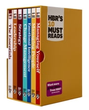 HBR's 10 Must Reads Boxed Set with Bonus Emotional Intelligence (7 Books) (HBR's 10 Must Reads) ebook by Harvard Business Review,Peter F. Drucker,Clayton M. Christensen,Daniel Goleman,Michael E. Porter