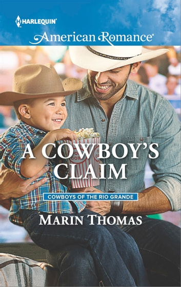 A Cowboy's Claim ebook by Marin Thomas