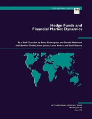 Hedge Funds and Financial Market Dynamics ebook by Anne Jansen,Donald Mr. Mathieson,Barry Mr. Eichengreen,Laura Ms. Kodres,Bankim Mr. Chadha,Sunil Mr. Sharma