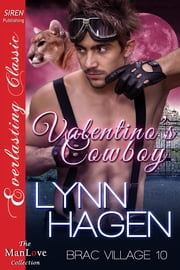 Valentino's Cowboy ebook by Lynn Hagen