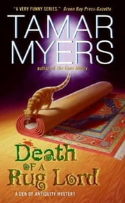 Death of a Rug Lord ebook by Tamar Myers