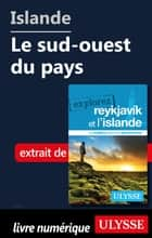 Islande - Le sud-ouest du pays ebook by Jennifer Dore-dallas
