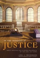 In the Interest of Justice ebook by Joel Seidemann