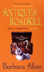 Antiques Roadkill ebook by Barbara Allan