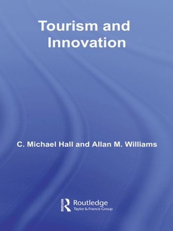 Tourism and Innovation ebook by
