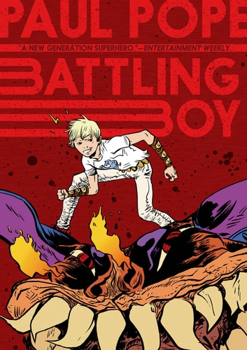 Battling Boy ebook by Paul Pope